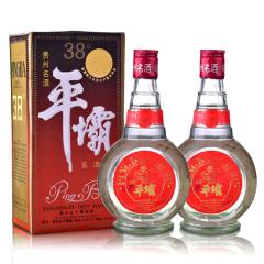 38°平壩窑酒500ml双瓶装(95-98年随机)