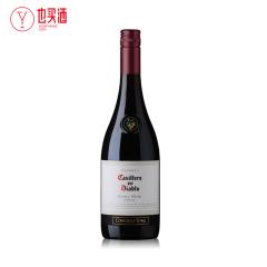 干露红魔鬼黑皮诺红葡萄酒750ml