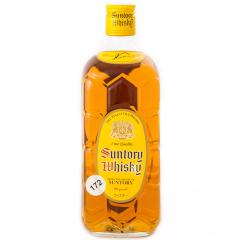 40°日本三得利Suntory角瓶威士忌700ml