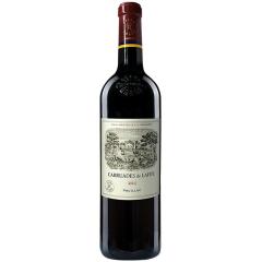 (列级庄·名庄·副牌)法国拉菲酒庄2007干红葡萄酒750ml(又:小拉菲、拉菲珍宝)