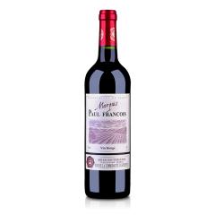【超级秒杀日】法国红酒法国(原瓶进口)保罗·菲尔男爵干红葡萄酒750ml