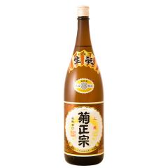 15°日本神户菊正宗上选生酛辛口本酿造清酒1800ml