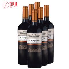 美景湾家族珍藏佳美娜赤霞珠红葡萄酒750ml  6支装