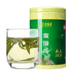 艺福堂茶叶绿茶|西湖龙井EFU3+雨前靠谱茶100g