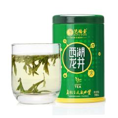 艺福堂茶叶绿茶|2017明前狮韵西湖龙井茶叶EFU8+50g