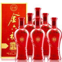 38º金六福喜结良缘475ml(6瓶装)