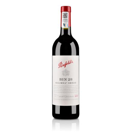 澳大利亚红酒奔富BIN28 2013干红葡萄酒750ml (TWE正品行货)