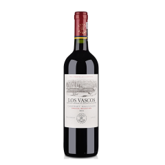 智利原装进口 拉菲罗斯柴尔德集团荣誉出品巴斯克精选红葡萄酒 750ml