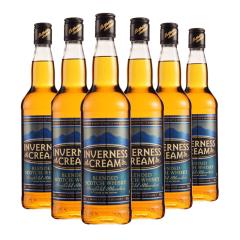 40度英国爱力士苏格兰威士忌 进口洋酒700ml*6瓶套装