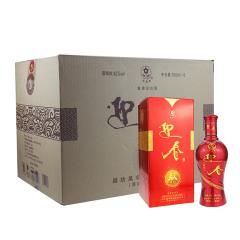 42°迎春酒喜庆装酱香白酒500ml(6瓶装)