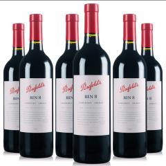 澳大利亚奔富Penfolds8/bin8干红葡萄酒750ml(6瓶装)
