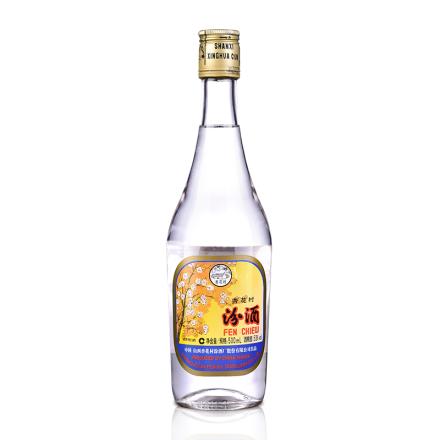 53°出口玻瓶汾酒500ml