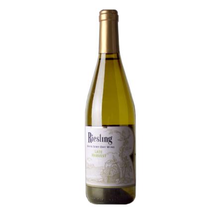 黄金鲟摩尔多瓦雷司令晚收白葡萄酒750ml