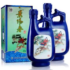 46°景芝景阳春如意酒480ml(2瓶装)