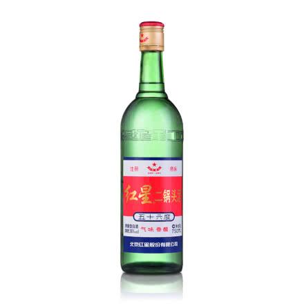 56°红星二锅头大二(原出口)750ml