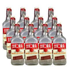42度永丰牌北京二锅头出口型方瓶500ml(12瓶装)