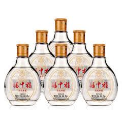 【老酒特卖】45°五粮液祝君祥福100ml(2012年-2013年)(6瓶装)