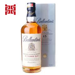 百龄坛15年苏格兰威士忌700ml