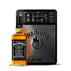 40°美国杰克丹尼美国田纳西州威士忌音箱礼盒700ml