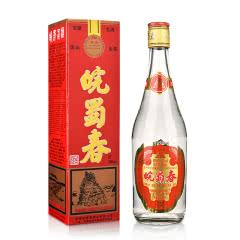 52°皖蜀春五粮原浆老酒500ml