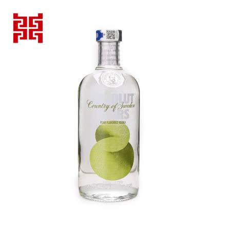 进口洋酒 瑞典伏特加 绝对伏特加(Absolut Vodka) 苹果梨味
