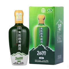 42°天佑德青稞酒高原海拔2600清香型白酒500ml
