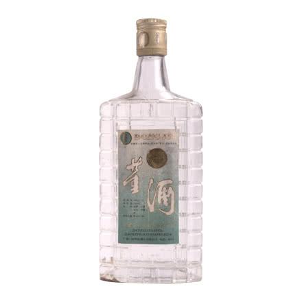 【老酒特卖】38°董酒(蓝标)90年代500ml收藏老酒