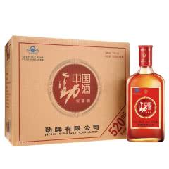35°中国劲酒 光瓶 整箱装 520ml (6瓶装)
