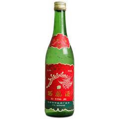 【老酒特卖】55°西凤酒绿瓶500ml(1990年-1991年)收藏老酒