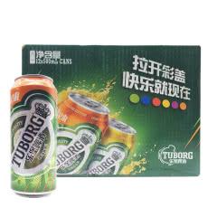嘉士伯乐堡啤酒500ml(12瓶装)