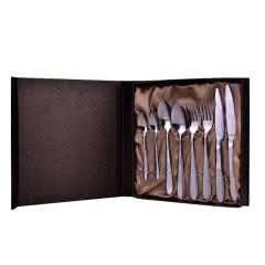 不锈钢西餐具八件套礼盒装