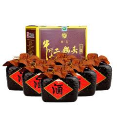 52°北京牛栏山二锅头精品15陈酿500ml(6瓶装)