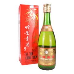 45°竹叶青(红盒大盖)500ml(2001年)老酒