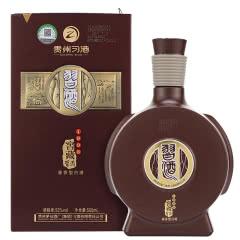 53°习酒窖藏1998酱香型白酒500ml