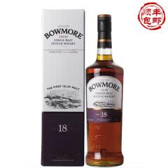 40°英国波摩18年单一麦芽威士忌酒700ml