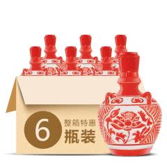 52°武酒坛藏十五年浓香型白酒500ml(6瓶装)