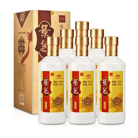 38°景芝福酒500ml(6瓶装)