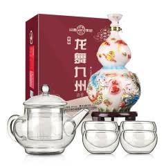 50°汾酒集团龙舞九州2500ml+茶具五件套