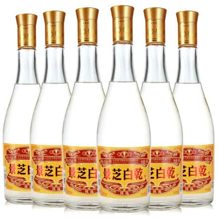 49°景芝白干480ml(6瓶装)