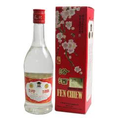 【老酒特卖】38°杏花村汾酒500ml(90年代后期)收藏老酒