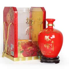 绍兴黄酒 塔牌28年手工酿造礼盒装 2.5L 糯米老酒月子酒半干型