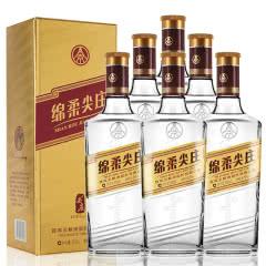 50°五粮液股份公司金标绵柔尖庄500ml(6瓶装)