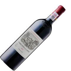 【列级名庄·副牌】法国拉菲古堡干红葡萄酒750ml  (又名:小拉菲)