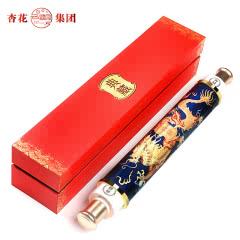 53°汾酒产地 杏花集团典藏中国风卷轴酒 礼盒装清香型白酒300ml*2瓶