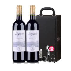 拉菲红酒 法国进口 LAFITE传奇波尔多干红葡萄酒 传奇波尔多礼盒