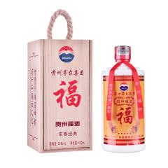 【老酒特卖】52°茅台集团贵州福酒500ml(2009年)
