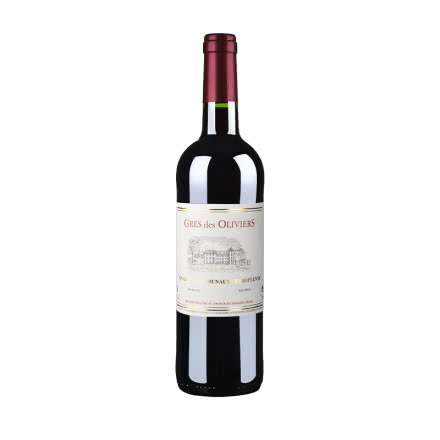 法国红酒法国原瓶进口葛雷奥利干红葡萄酒750ml