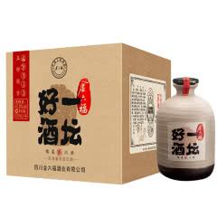 40.8°金六福一坛好酒 浓清兼香型白酒500ml*4