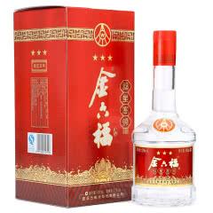 52°金六福三星福星高照 浓香型白酒礼盒装500ml