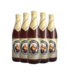德国教士范佳乐小麦白啤酒 500ml(5瓶装)